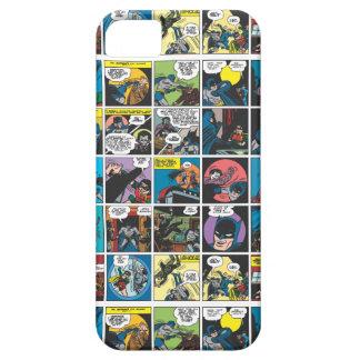 Batman Comic Panel 5x5 iPhone SE/5/5s Case