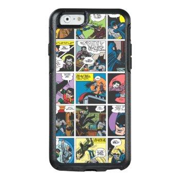 Batman Comic Panel 5x5 Otterbox Iphone 6/6s Case by batman at Zazzle
