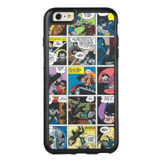 Batman Comic Panel 5x5 OtterBox iPhone 6/6s Plus Case