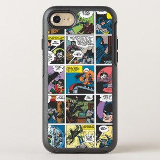 Batman Comic Panel 5x5 OtterBox Symmetry iPhone 7 Case
