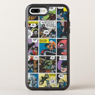 Batman Comic Panel 5x5 OtterBox Symmetry iPhone 8 Plus/7 Plus Case