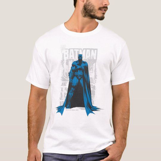 Batman Comic - Vintage Full View T-Shirt