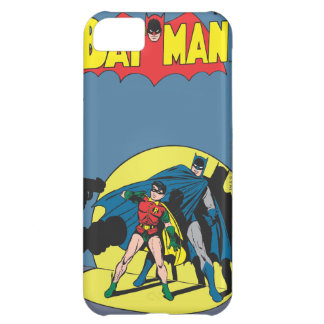 Batman Comic - with Robin Cover For iPhone 5C