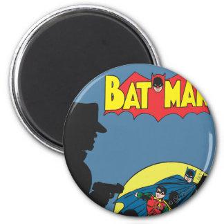Batman Comic - with Robin Magnet