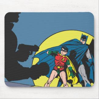 Batman Comic - with Robin Mouse Pad
