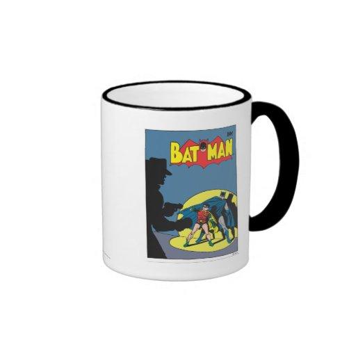 Batman cómico - con el petirrojo taza