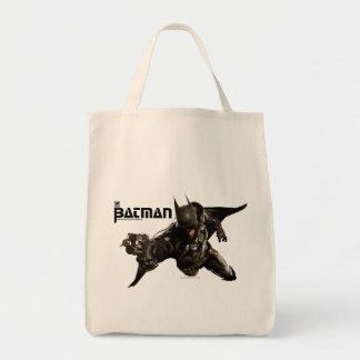 Batman con Batclaw Bolsa Tela Para La Compra
