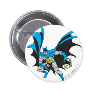 Batman con la cuerda pins