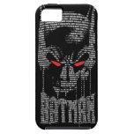 Batman con mantra funda para iPhone SE/5/5s