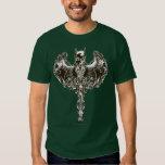 Batman Cowl and Skull Crest Shirt