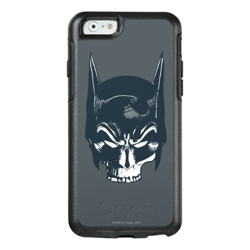 Batman Cowl/Skull Icon OtterBox iPhone 6/6s Case