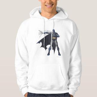 Batman crazy ropes hoodie