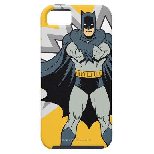 Batman Cross Arms iPhone SE/5/5s Case