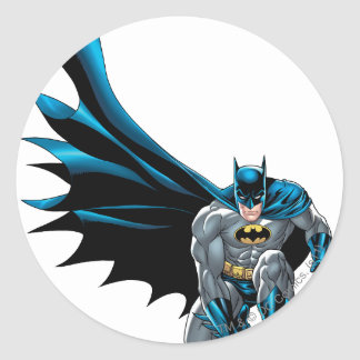 Batman Crouches Sticker