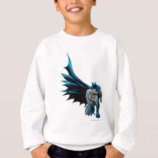 Batman Crouches Sweatshirt