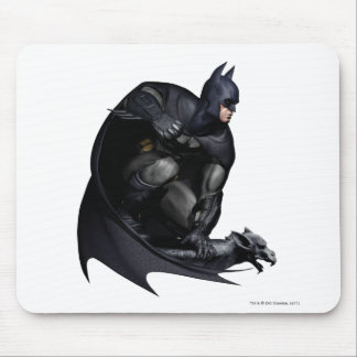 Batman Crouching Mouse Pad