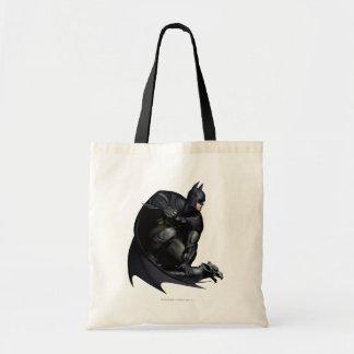Batman Crouching Tote Bag