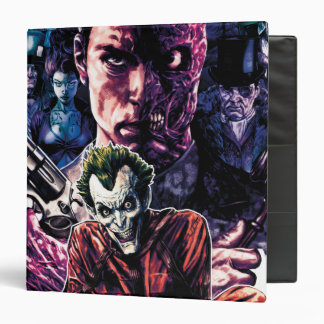 Batman - cubierta Unhinged Arkham 11