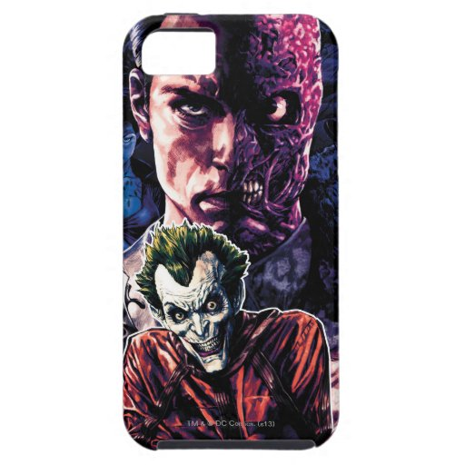 Batman - cubierta Unhinged Arkham #11 iPhone 5 Case-Mate Funda
