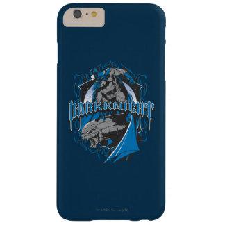 Batman Dark Knight | Blue Grey Logo Barely There iPhone 6 Plus Case