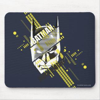 Batman Dark Knight Futuristic Mouse Pad