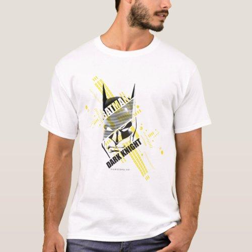 Batman Dark Knight Futuristic T_Shirt