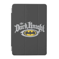 Batman Dark Knight | Name and Oval Logo iPad Mini Cover