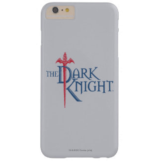 Batman Dark Knight | Name Red Sword Logo Barely There iPhone 6 Plus Case