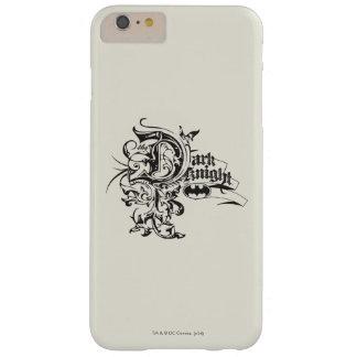 Batman Dark Knight | Ornate Logo Barely There iPhone 6 Plus Case