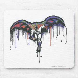Batman Dash Painted Mousepads