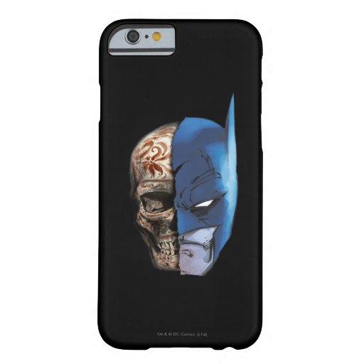 Batman de los Muertos Barely There iPhone 6 Case