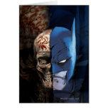 Batman de los Muertos Felicitacion