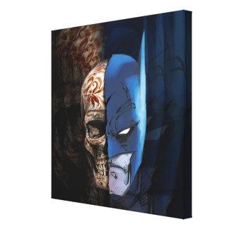 Batman de los Muertos Impresión En Lona Estirada
