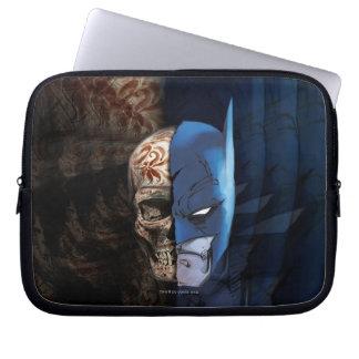 Batman de los Muertos Laptop Computer Sleeves