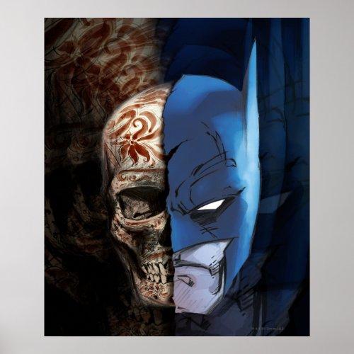 Batman de los Muertos Poster