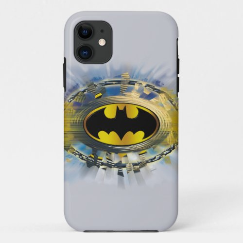 Batman Decorated Logo Phone Case