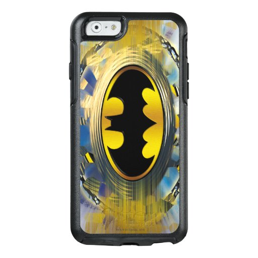 Batman Decorated Logo OtterBox iPhone 6/6s Case