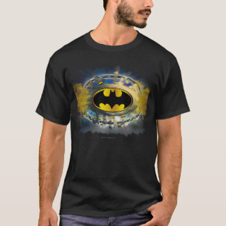 Batman Decorated Logo T-Shirt