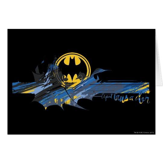 Batman Design 26 Card