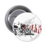 Batman Design 7 Button