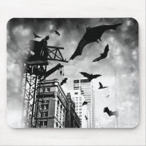 BATMAN Design Mouse Pad