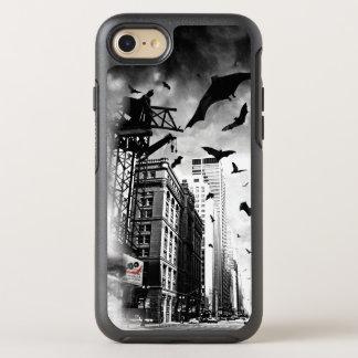 BATMAN Design OtterBox Symmetry iPhone 8/7 Case
