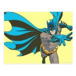 Batman distribuye postal