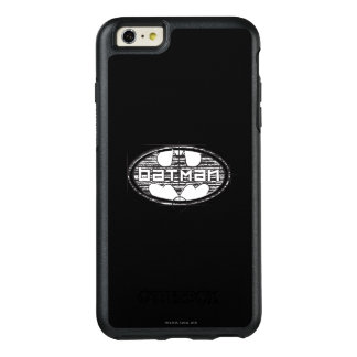 Batman   Draft Logo OtterBox iPhone 6/6s Plus Case