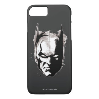 Batman Drawn Face iPhone 8/7 Case
