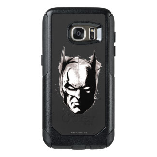 Batman Drawn Face OtterBox Samsung Galaxy S7 Case