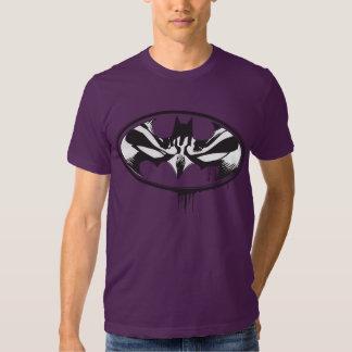 Batman Drip Logo T-Shirt