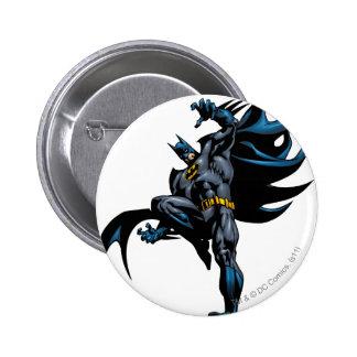Batman Drops Down Pins