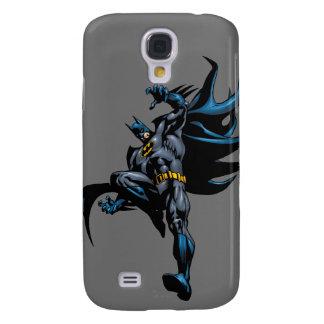 Batman Drops Down Samsung Galaxy S4 Cover