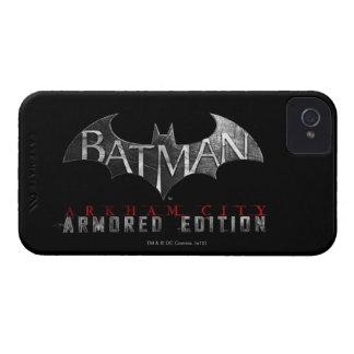 Batman: Edición acorazada K de la ciudad de Arkham iPhone 4 Protector
